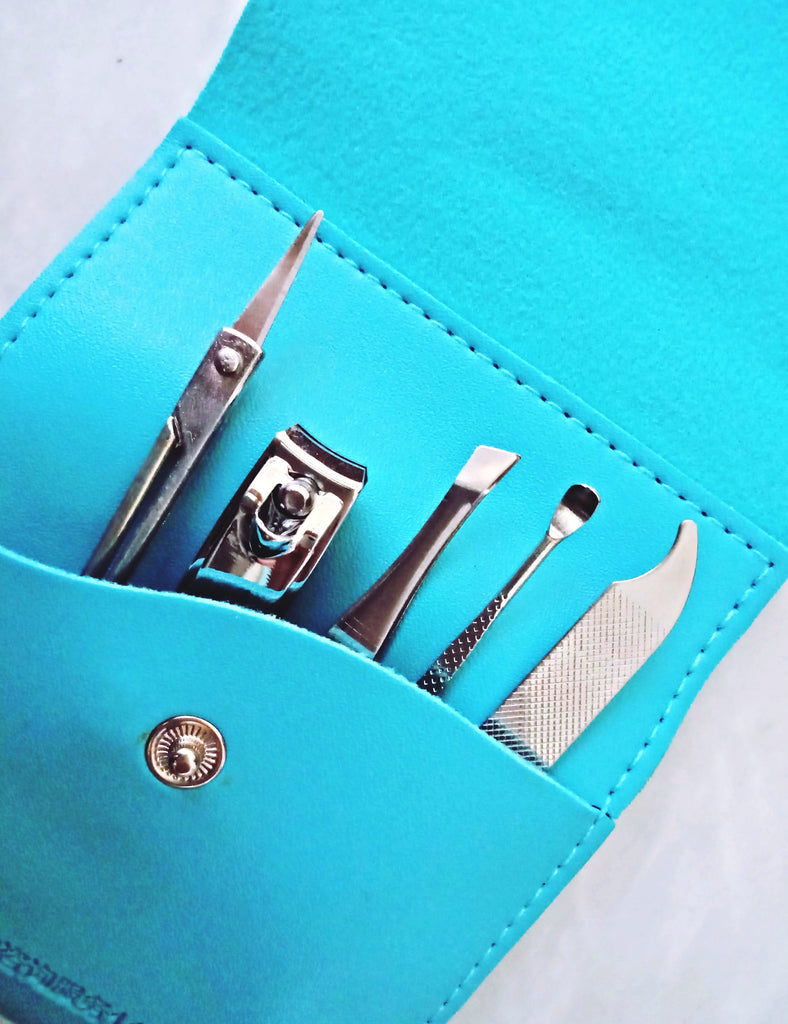 Stainless Steel Small Manicure Kit
