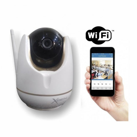 WiFi Wireless IP Security Camera Night Vision and Rotateable