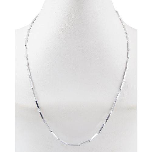 Stainless Steel High Quality Chain for Women - Silver
