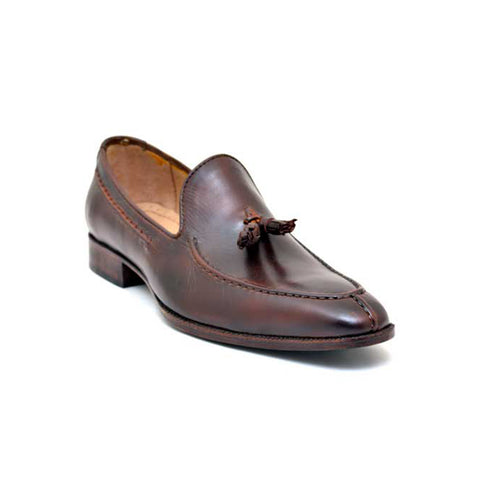 Mentorii Shoes JD 050 Brown