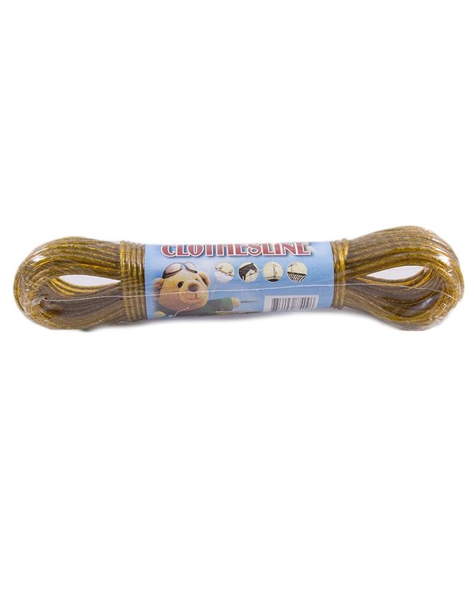Iron Cloth Hanging Rope With Plasctic Covering-20 meters K-137