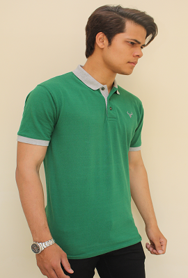 Mens T-Shirt Polo - PP06