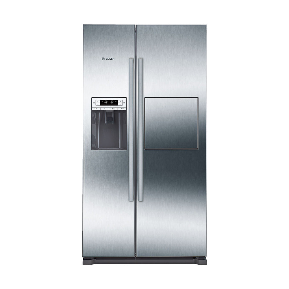 Bosch 608 Liters Side by Side Refrigerator - KAG90AI20N