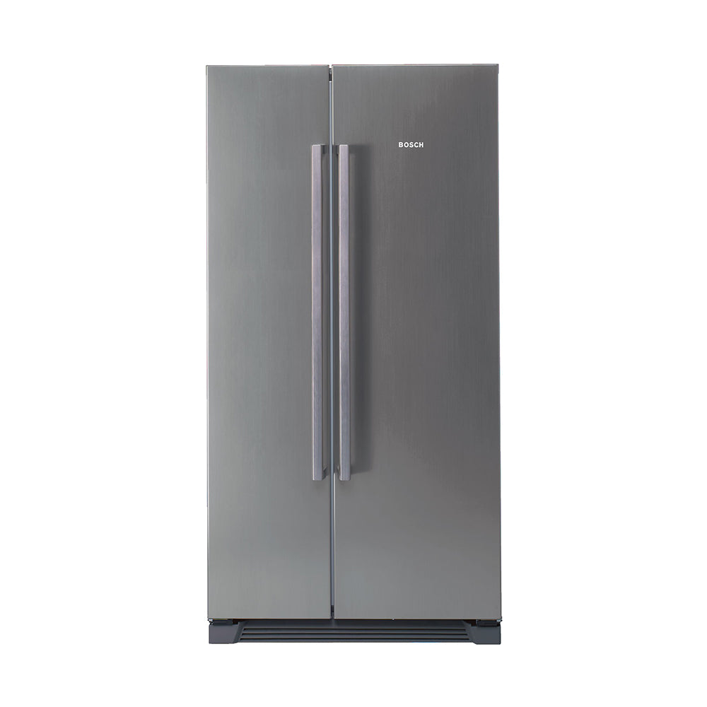 Bosch 618 Liters Side by Side Refrigerator - KAN56V40NE
