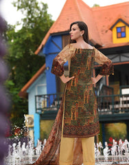Khas Lawn Collection-Kc-5034 Stitched