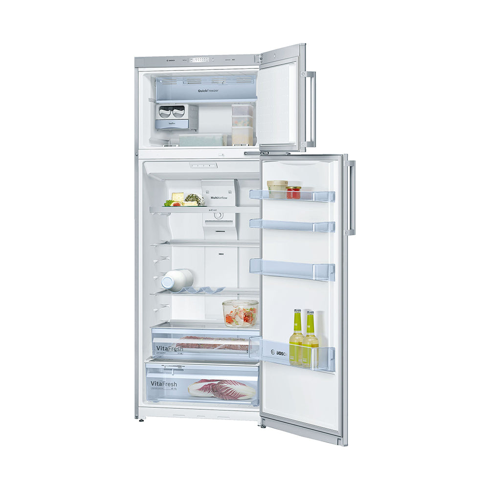 Bosch 401 Liters Refrigerator with Top Freezer - KDN46VI20M