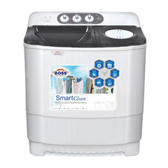 Boss 9KG Washing Machine KE-8500-BS