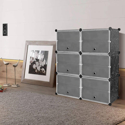 Storage Organizer 12 Tier Shoe Rack