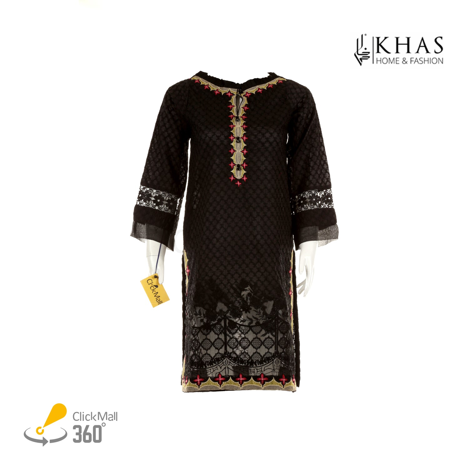 Khas Stitched Fashion Collection ER-59
