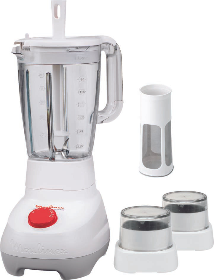Moulinex blender 500W 3 in 1 + Filter LM209041