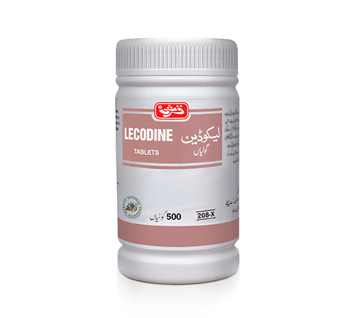 Lecodine Tablet 50 Qurs