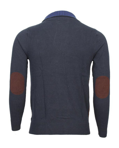 Blue full sleeve Sweater For Men