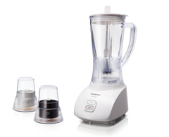 Panasonic Jug Blender With 2 Mills MX-GX1021WTN