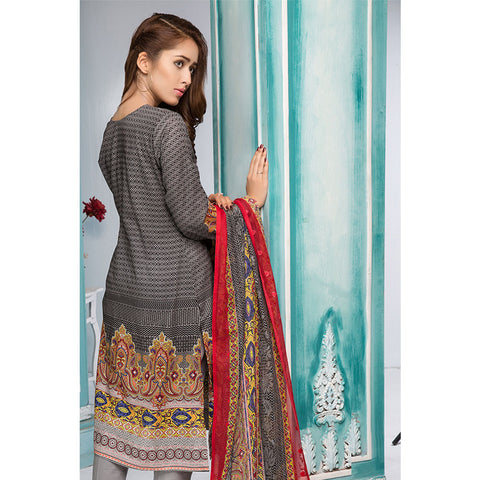 Noor Jahan Royal Couture Lawn Suit - NJ-211