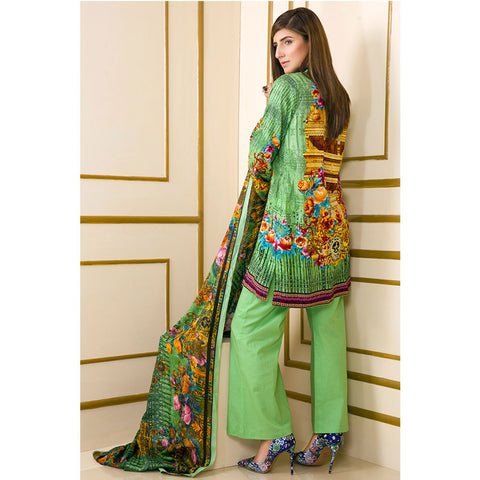 Noor Jahan Rough Beauty Lawn Suit - NJ-406