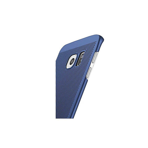 HKT Ultra Thin Net Case For Samsung S7 Edge - Blue