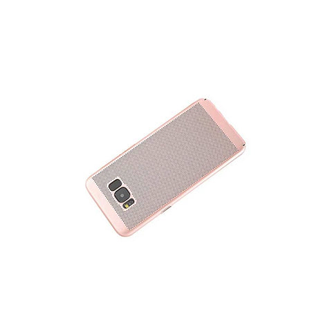HKT Thin Net Case For Samsung C7 - Gold