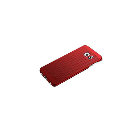 HKT Thin Net Case For Samsung C7 Pro - Red