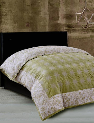 Khas New Collection Orient Symphony Quilt Cover