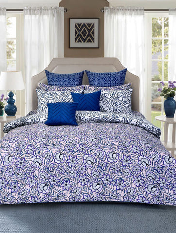 Khas New Collection Orient Bloom Bed Set
