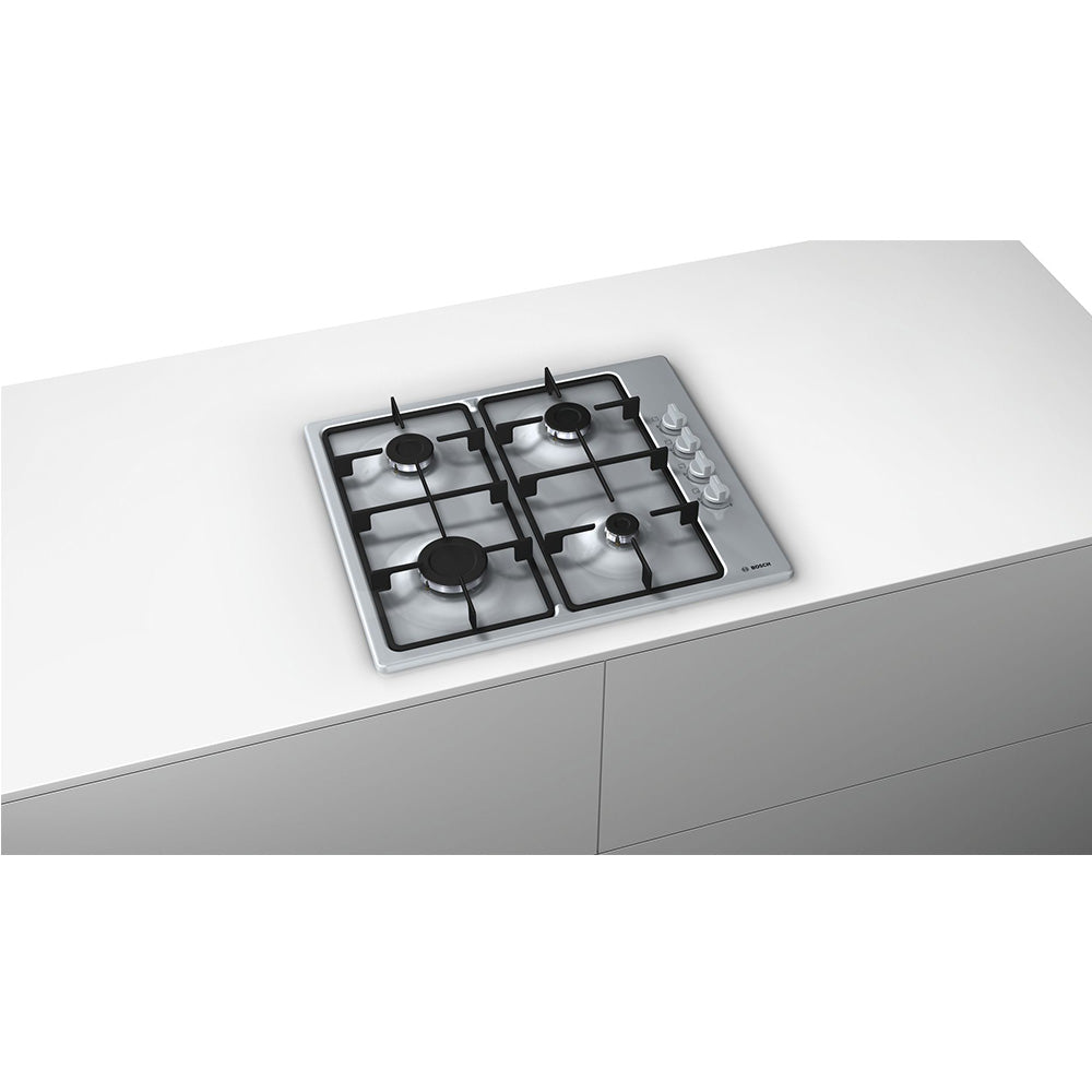 Bosch Built-in 4 Burner Gas HOB - PBP6C5B60M