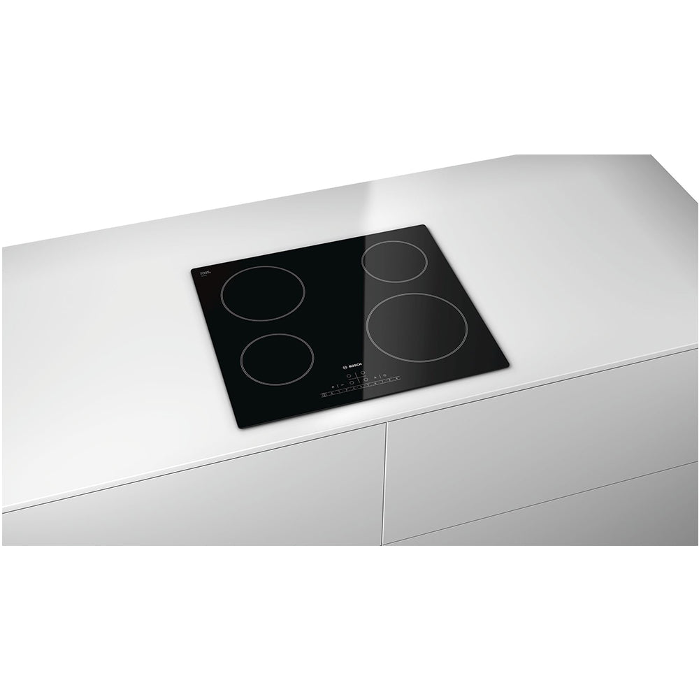 Bosch Built-in 60 Cm Ceramic HOB - PKE611F17Q