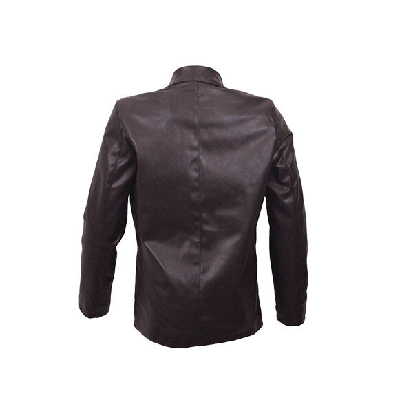 PU Leather Coats For Women HB004 2-Black