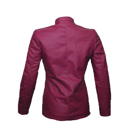 PU Leather Coats For Women LCM