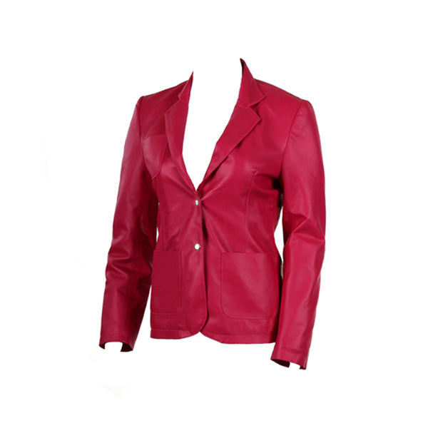 PU Leather Coats For Women LCR