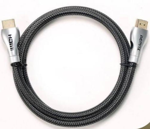 Siry HDMI Cable 3 Meter 2K 4K Nylon Braided - Black