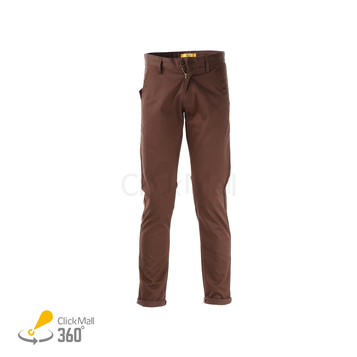 Gleiz Simple Twil - Chocolate Brown
