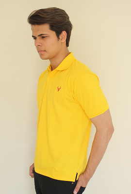 Mens T-Shirt Polo - PP03