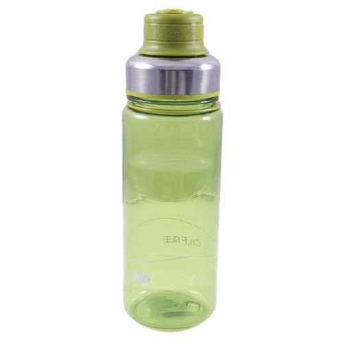 School and Office Watter Bottle - 600ml - With Water Filter - Green