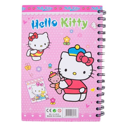 Small Notebook School Copy for Kids - 8x6 Inch - Frozen