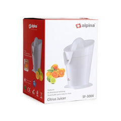 Alpina Citrus Juicer Continous Flow - SF-3004