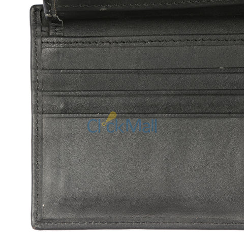 Sheikh Leather Black Leather Wallet-06 SLC-WA-extra-C
