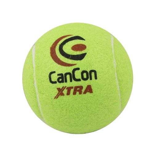 Cancon Extra Tennis Ball For Cricket and Tennis - Green SP-084