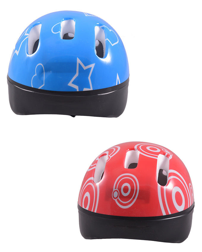 Pack of 2 Head Protection Helmet for Skating Games - High Quality  SP-301