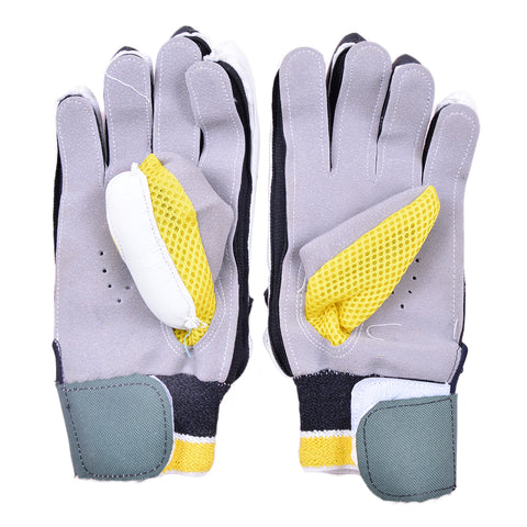 Cricket Batting Gloves for Adults (For 14+ Years Age, Extra Long Life Material)-SP-360