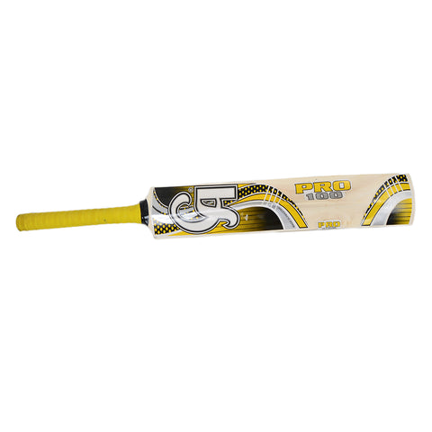 CA Pro 100 Tape Ball Cricket Bat for Adults (33.5 Inch Length)  SP-444