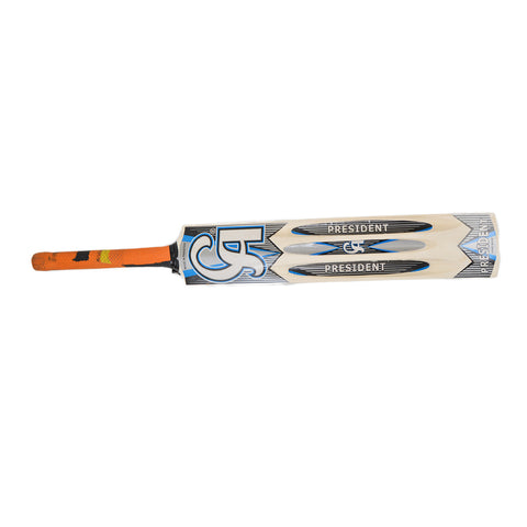 CA President Tape Ball Cricket Bat for Adults (33.5 Inch Length)  SP-445