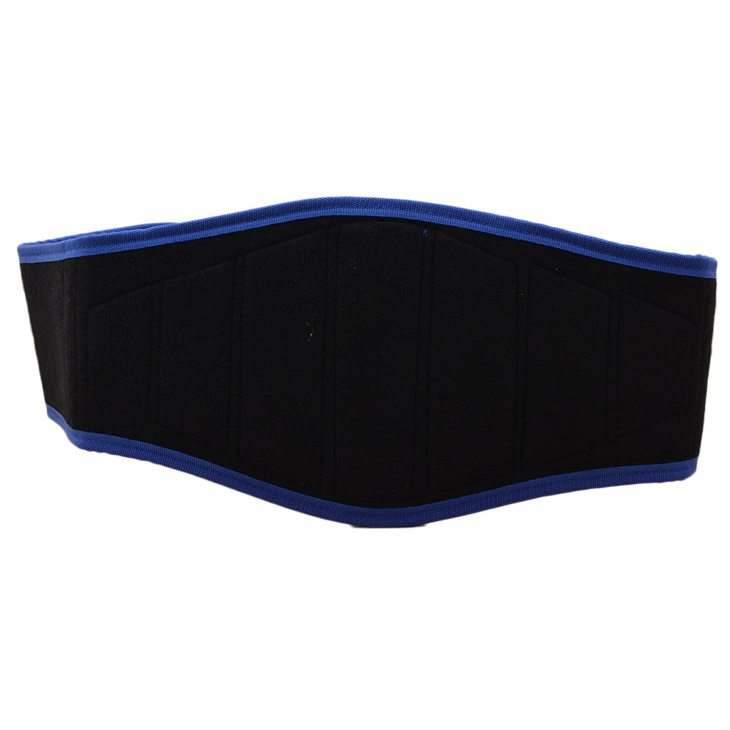 Weight Lifting Gym Fitness Power Belt Back Pain Support Belt - Blue - SP-501-S