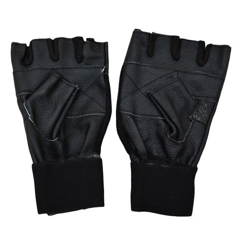 2 Pcs Gym Gloves - Black - SP-508