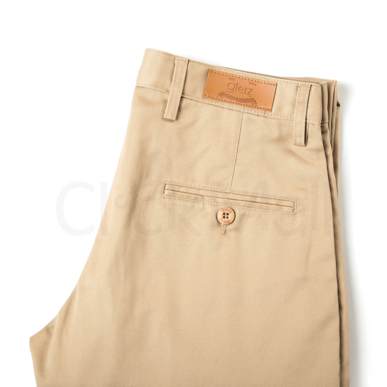 Gleiz Simple Twil - Light Khaki
