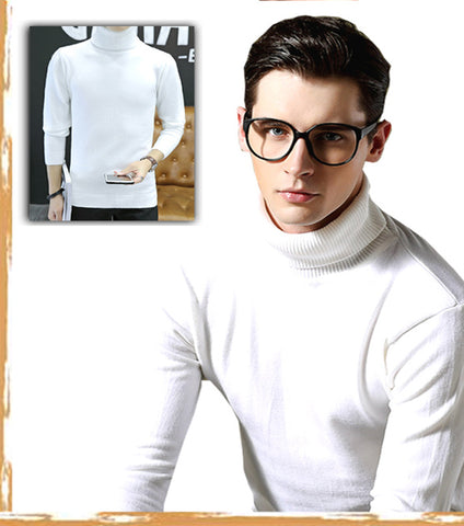 Winter Best Quality Slim Fit High Neck For Men
