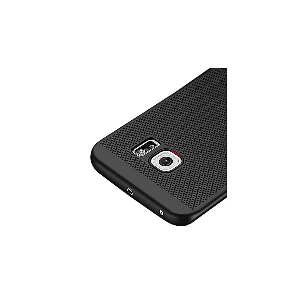 HKT Thin Net Case For Samsung C5 Pro - Black