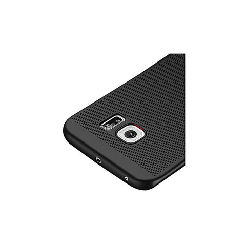 HKT Thin Net Case For Samsung C7 - Black