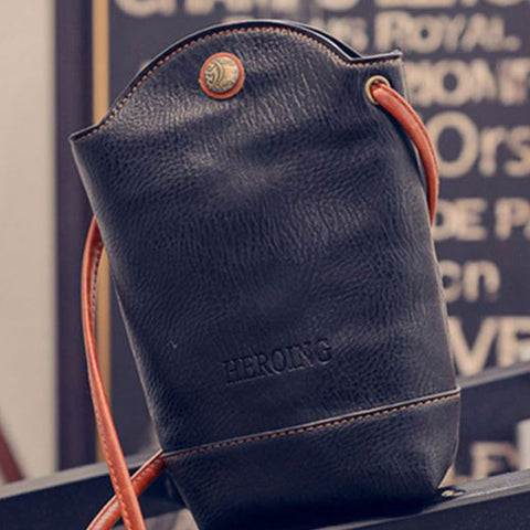 Shopping Mania Slim Crossbody Bag