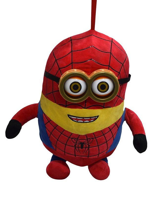 Minion Spider Man Stuffed Toy