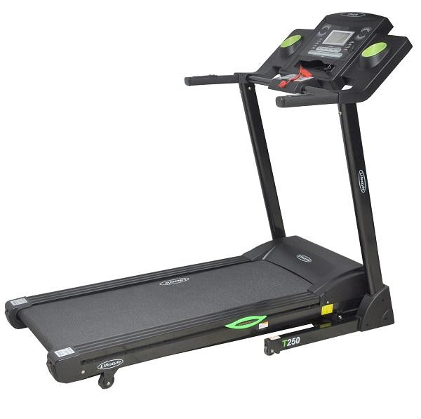 T250 Auto Incline 4HP Motorized Treadmill with Warranty